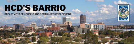 HCD's Barrio Newsletter Header
