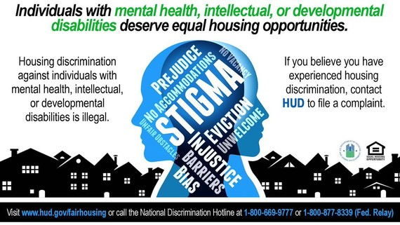 Mental Health Awareness Month HUD Image and Campaign image