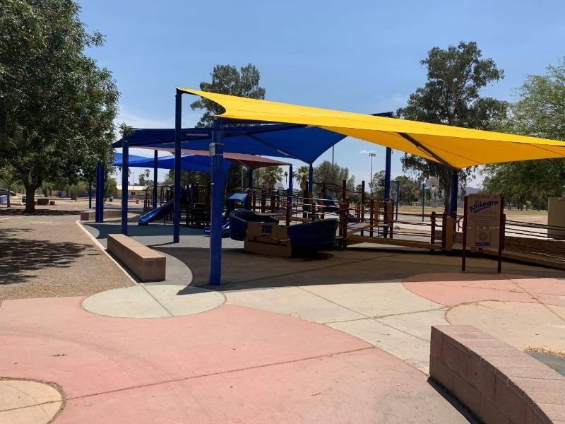 Jacobs Park Shade