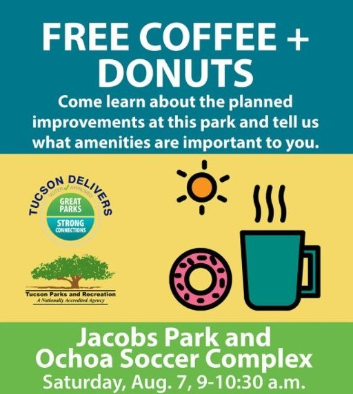 Jacobs Park infographic