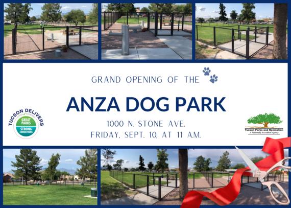 Anza Dog Park invite