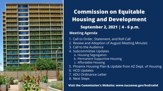 Commission Agenda