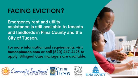 City of Tucson Eviction Prevention Program Information