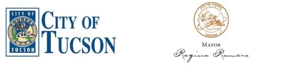 City of Tucson Logo and Mayor Romero's Logo
