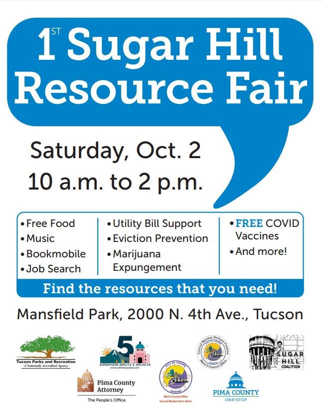 sug hill resource fair
