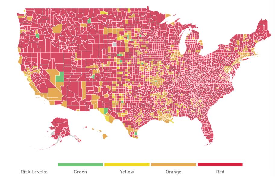 US COVID Map 2