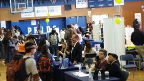 AUSD career fair