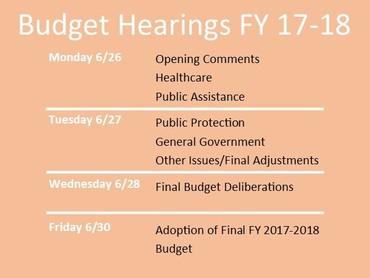 budget sched