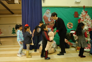 Garfield Toy Distribution
