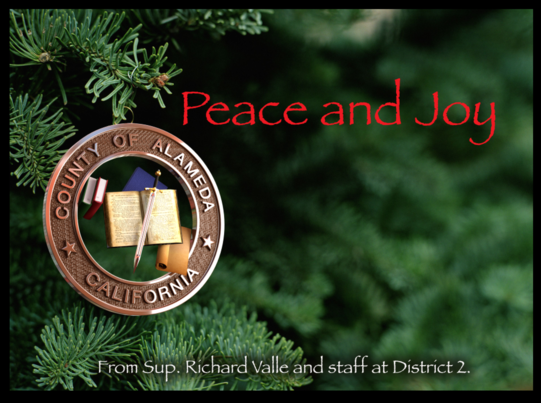 Happy Holidays from District 2