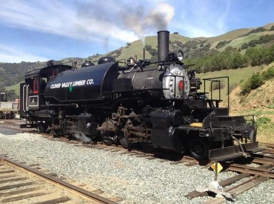 Locomotive #4