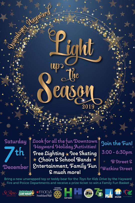 Light up the season