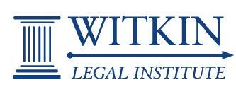 witkin institute logo