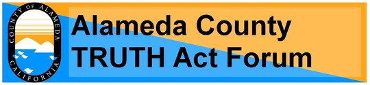 TRUTH Act Forum