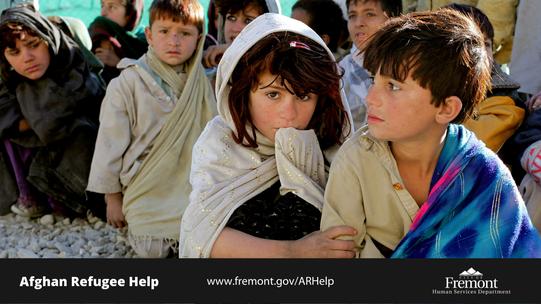 Afghan Refugee Help