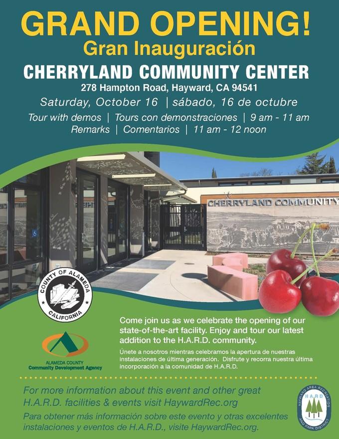 Cherryland Comm Cntr
