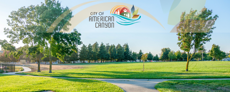 American Canyon banner graphic