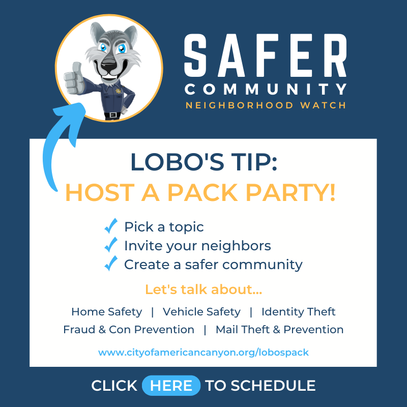 Host a Pack Party