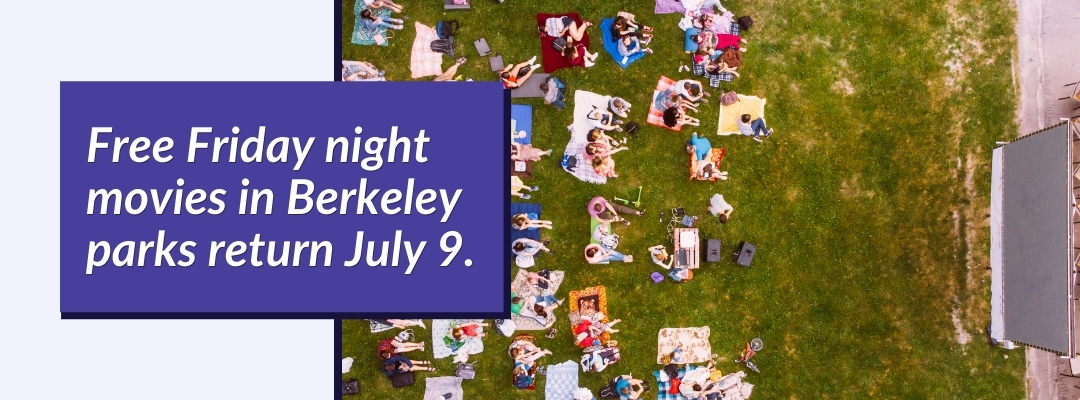 Movies in the park return July 9