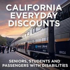 CA Everyday Discounts