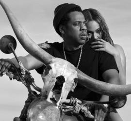 Beyonce JayZ Concert Train