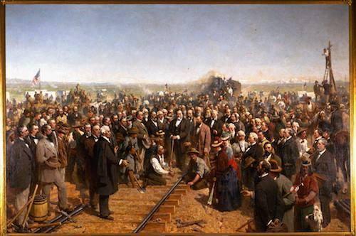 Transcontinental Railroad 150th
