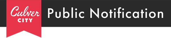 culver city public notification