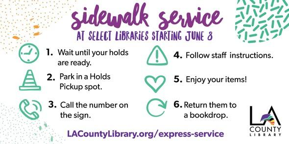 Sidewalk Service Infographic describing text above