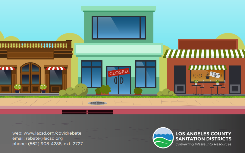 Closed Buildings - Los Angeles County Sanitation Districts