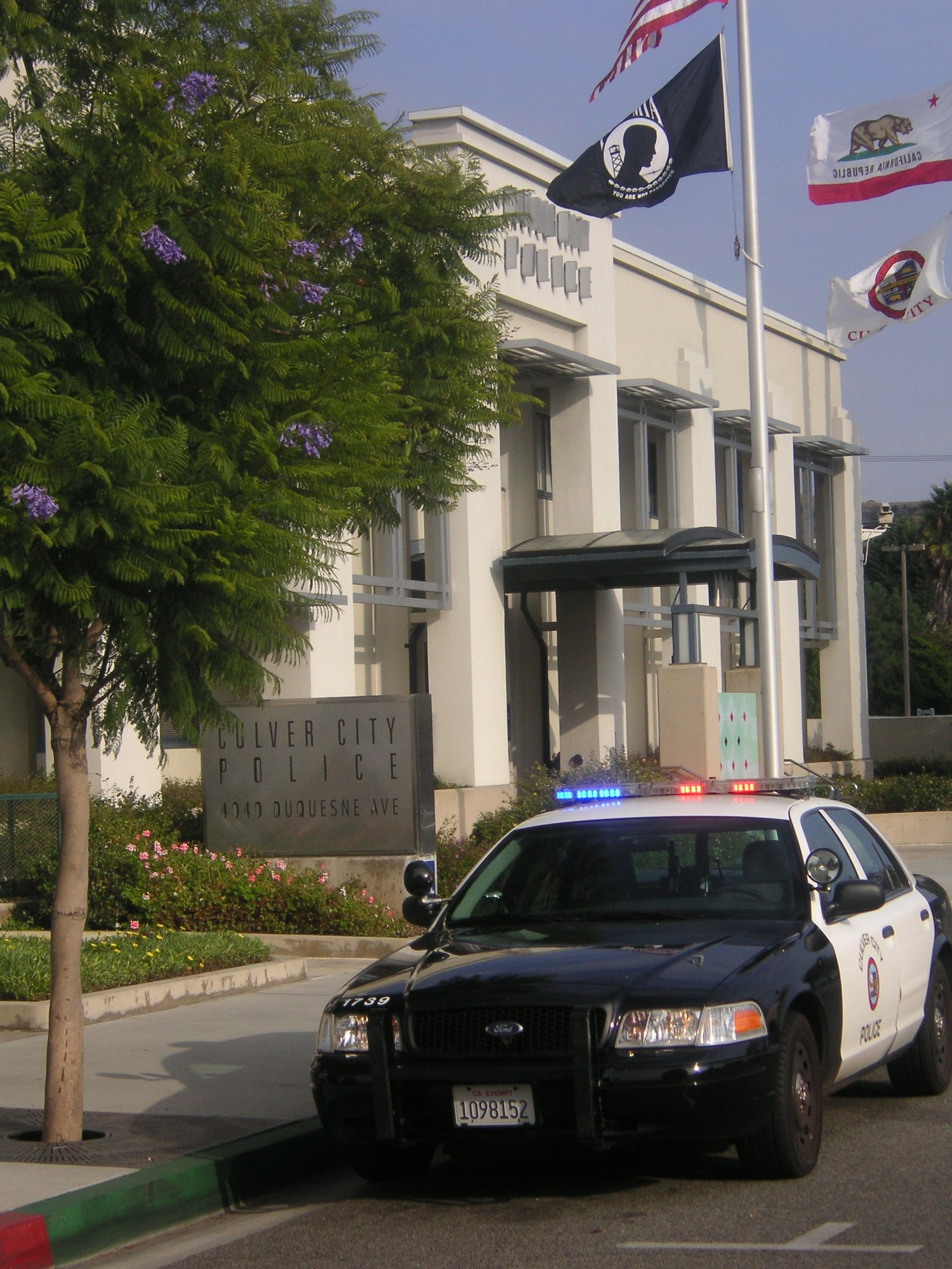 Culver City Police Department