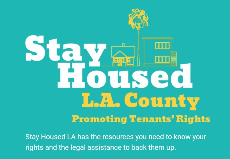 Stay Housed L.A. County Promoting Tenants' Rights. Stay housed LA has the resources you need to know your rights & the legal assistance.