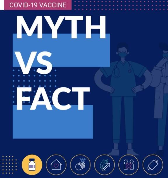 COVID-19 Vaccine Myth versus Fact