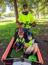 Bike With Kids as Cargo