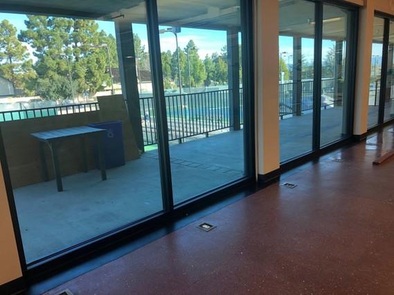 Sports Center Seismic Retrofit
