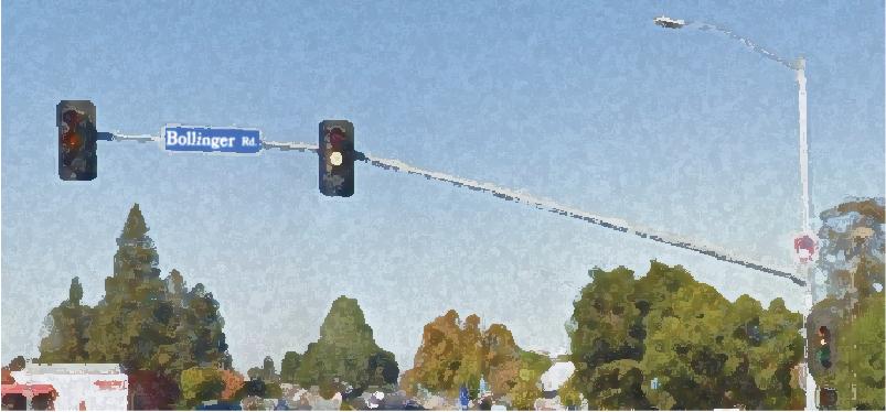 Bollinger Road
