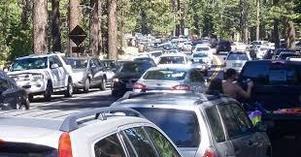 Tahoe Traffic