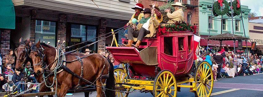 Hangtown Parade