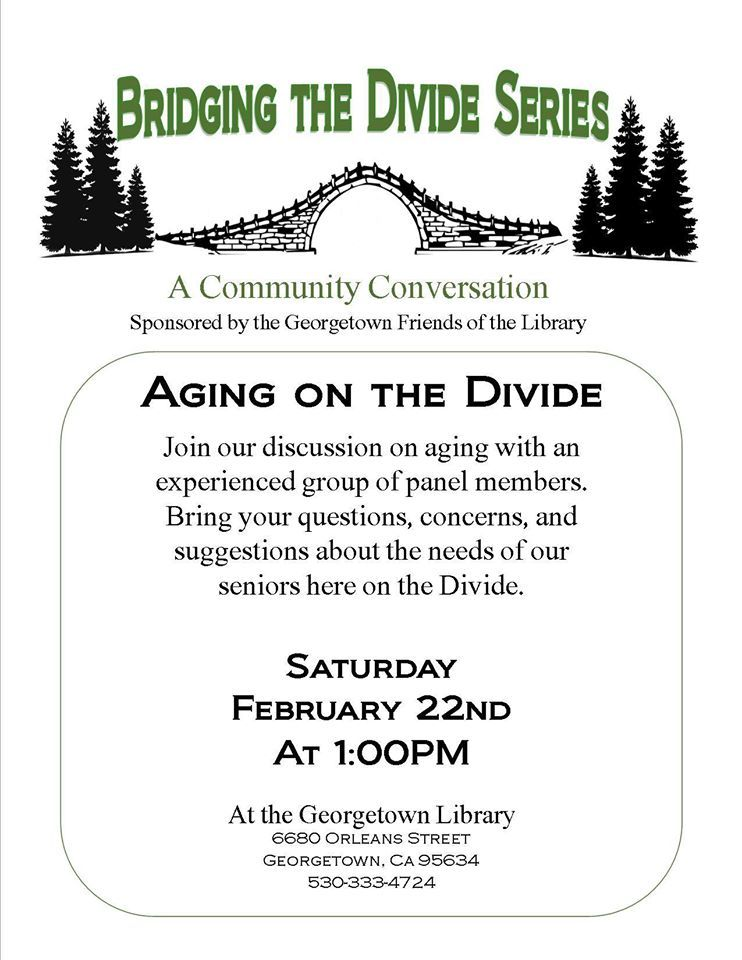 Aging on the Divide Feb 22