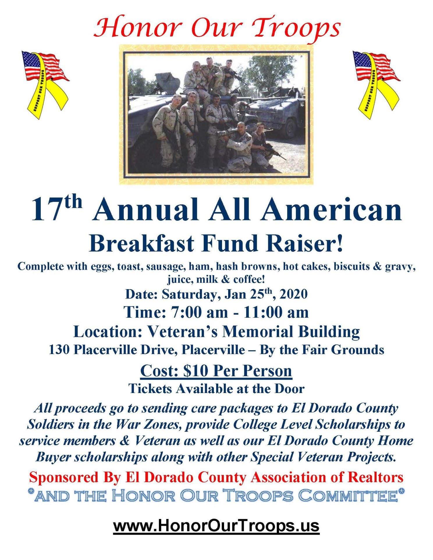 Jan 25 Veterans event