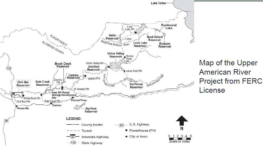 UARP Map