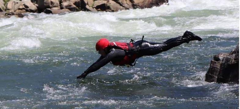 River Rescue Diver