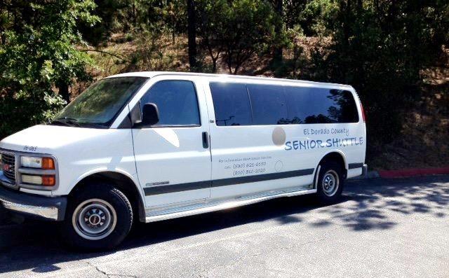 Senior shuttle