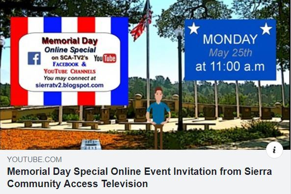 virtual memorial day
