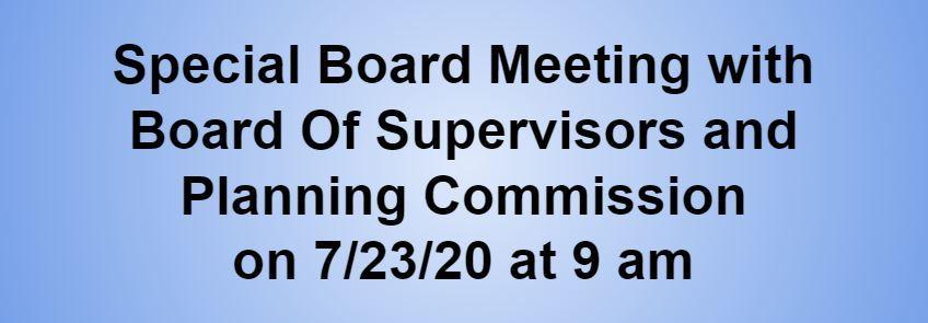 sp board meeting