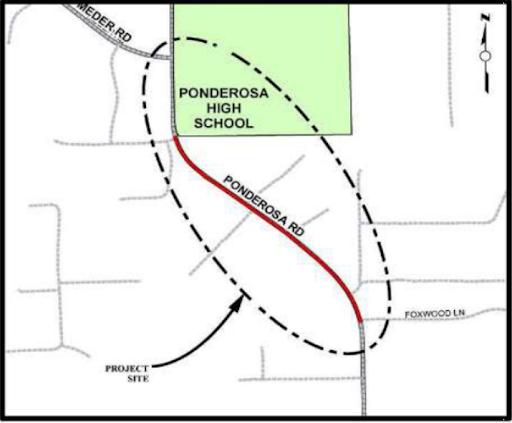 pondo map