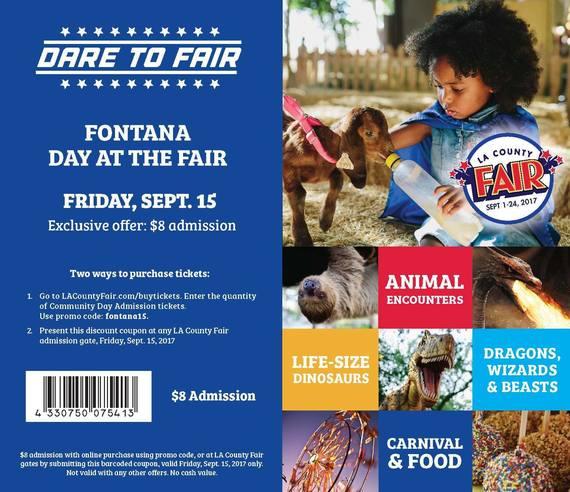 Fontana Day at the Fair