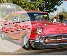 Fontana Car Show September 7