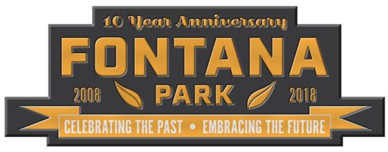 Fontana Park 10-Year Anniversary