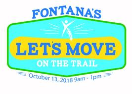 Let's Move! on the Pacific Electric Trail