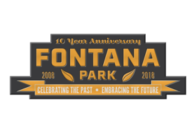 Fontana Park Celebrate 10 Years of Play and Programs Oct. 20
